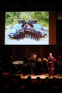 21CT Anti-poaching Rangers Pre Concert Talk Onscreen