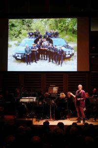 21CT Anti-poaching Rangers Pre Concert Talk Onscreen