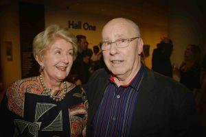 Estelle Beverley Hilton & Peter Broadbent