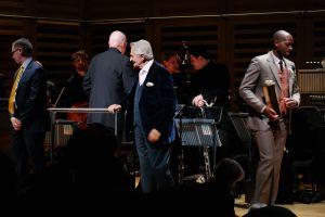 Lionel, Rodney Earl Clarke Leaving Stage